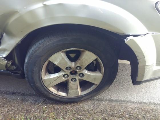 Unfall - Schaden