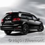 Sondermodell Fiat Freemont Black Code