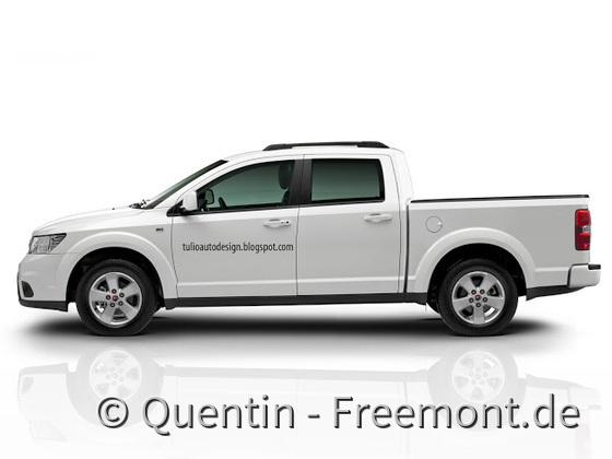 Fiat Freemont Pickup