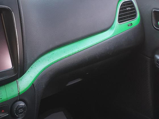 Achtung ich werde Grün