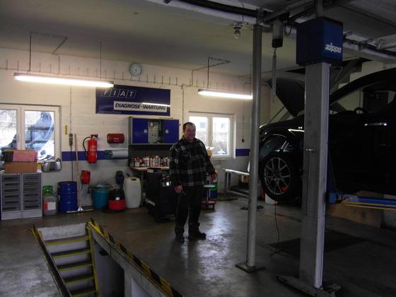Der Mechaniker meines Vertrauens