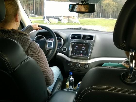 Probefahrt im Freemon Lounge AWD