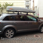 Dachbox ohne Reling