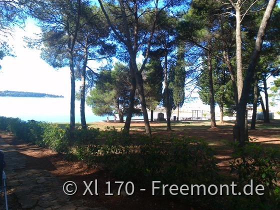 Freemont  im Urlaub