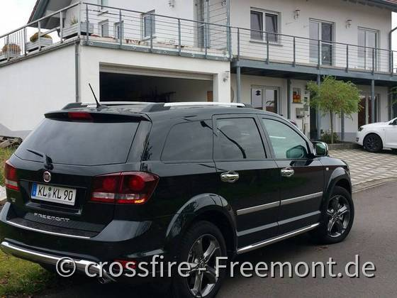 Crossfire´s Freemont CROSS