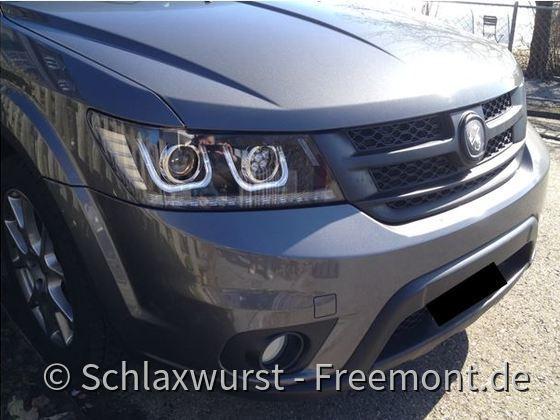 Tagfahrlicht BMW-Style