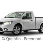 Fiat Freemont Pickup kurz