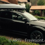 Freemont BC mit Thule Motion 700 Dachbox