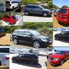 Dodge Journey in Cape Town